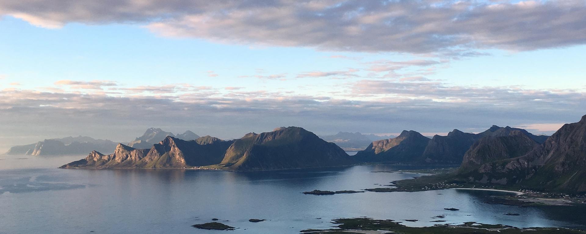 Midnight Sun Lofoten