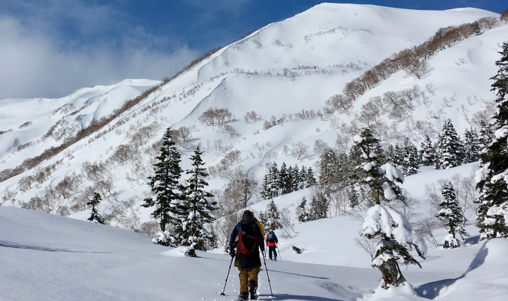 Japan backcountry